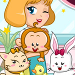 Free online flash games - Fannys Pet Shelter game - WowEscape