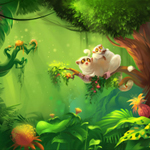 Free online flash games - Find the Spot-Jungle game - WowEscape