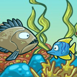 Free online flash games - Fish Race Champions game - WowEscape