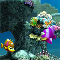 Free online flash games - Fish Tales-2 game - WowEscape