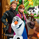 Free online flash games - Frozen Forest Animals game - WowEscape