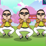 Free online flash games - Gangnam Ta Ta Ta 3 game - WowEscape