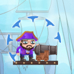 Free online flash games - Gung Ho Pirates game - WowEscape