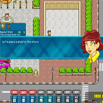 Free online flash games - Happy Mart game - WowEscape