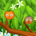 Free online flash games - Harvert Orange game - WowEscape