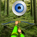 Free online flash games - Hidden Target Green Forest game - WowEscape