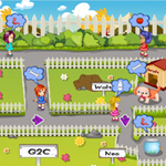 Free online flash games - Hungry Pets game - WowEscape