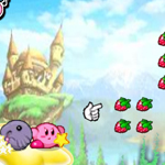 Free online flash games - Kirby Star Shot game - WowEscape