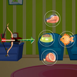 Free online flash games - Kitty Arrow game - WowEscape
