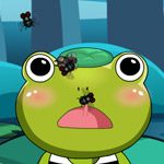 Free online flash games - Lovely Frog Girl game - WowEscape