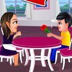 Free online flash games - Restaurant Love game - WowEscape