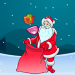 Free online flash games - Santa Claus Gift Collector game - WowEscape