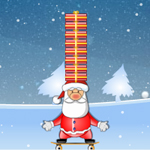 Free online flash games - Santa Gift Balancing game - WowEscape
