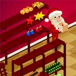 Free online flash games - Santas Christmas Shop game - WowEscape