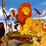 Free online flash games - The Lion King Hidden Spots game - WowEscape