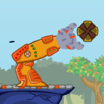 Free online flash games - Troll Cannon game - WowEscape