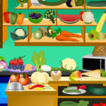 Free online flash games - Vegetables Room Hidden Objects game - WowEscape