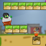 Free online flash games - ZomBurp game - WowEscape