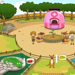 Free online flash games - Zoo Heaven game - WowEscape