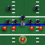 Free online flash games - 4th And Goal 2013 game - WowEscape