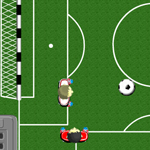 Free online flash games - 4x4 Football game - WowEscape