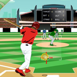 Free online flash games - Baseball League game - WowEscape