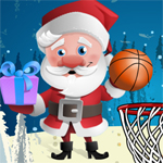 Free online flash games - Basketball Christmas game - WowEscape