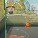 Free online flash games - BasketBall Shoot game - WowEscape