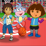 Free online flash games - Diego Basketball Player game - WowEscape