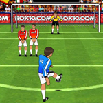 Free online flash games - Football Kicks game - WowEscape