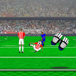 Free online flash games - Goalkeeper Premier game - WowEscape