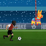 Free online flash games - Harlemshake Footbal game - WowEscape