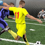 Free online flash games - He Scores 2 game - WowEscape