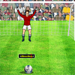 Free online flash games - Kick and Score game - WowEscape