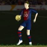 Free online flash games - Messi Ballon d Or game - WowEscape