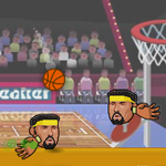 Free online flash games - Sports Heads Basketball game - WowEscape