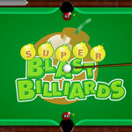 Free online flash games - Super Blast Billiards game - WowEscape