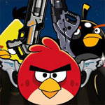 Free online flash games - Angry Birds Ultimate Battle game - WowEscape