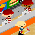 Free online flash games - Burger Tycoon 2 game - WowEscape