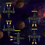 Free online flash games - Galaxy Defense game - WowEscape