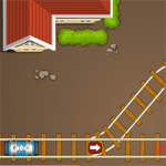Free online flash games - Park My Train game - WowEscape