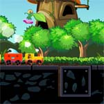 Free online flash games - Pave The Way To Baldheaded Strong game - WowEscape