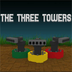 Free online flash games - The Three Towers game - WowEscape