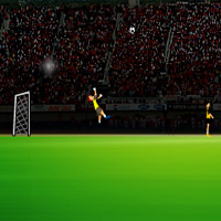 Free online flash games - Free Kick Champ FreeOnlineGames game - WowEscape