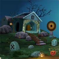 Free online flash games - Games4Escape Halloween Cursed Princess Escape game - WowEscape
