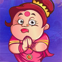 Free online flash games - G4K Fat Indian Girl Escape game - WowEscape