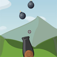 Free online flash games - Click the Bombs game - WowEscape