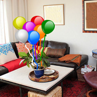 Free online flash games - Wowescape Party Balloon House Escape game - WowEscape