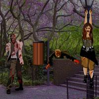 Free online flash games - Central Park Escape game - WowEscape