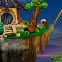 Free online flash games - Nsr Sky Land Mystery 2 game - WowEscape